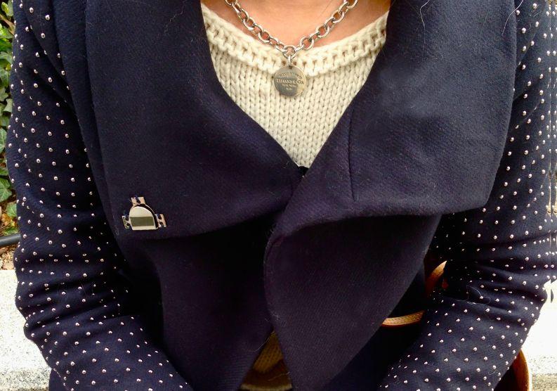 Necklace: Tiffany & Co